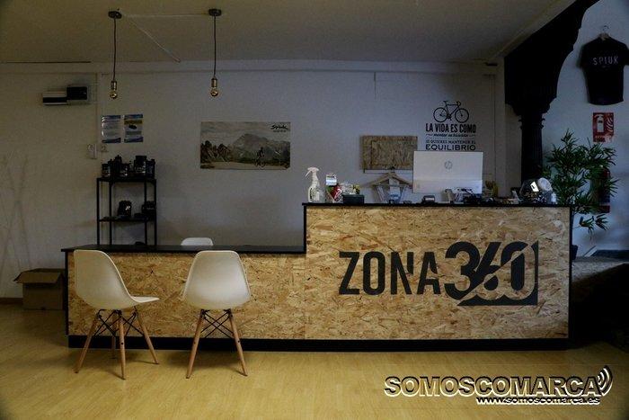 presentacion  Zona 360 Valdeorras