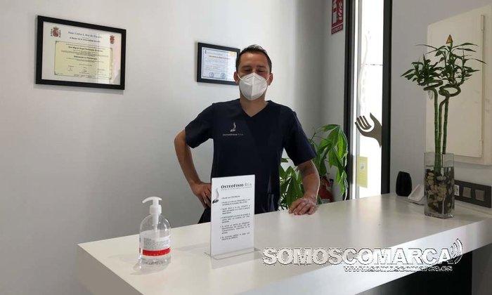 presentacion  OsteoFisio Rúa