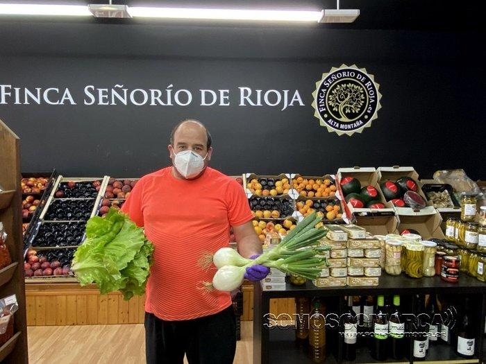 presentacion  Frutería A Horta de Fina e Mar