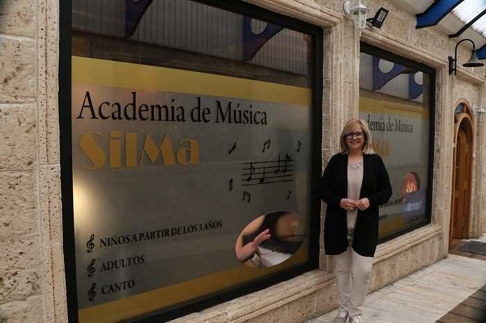 presentacion  Academia Silma