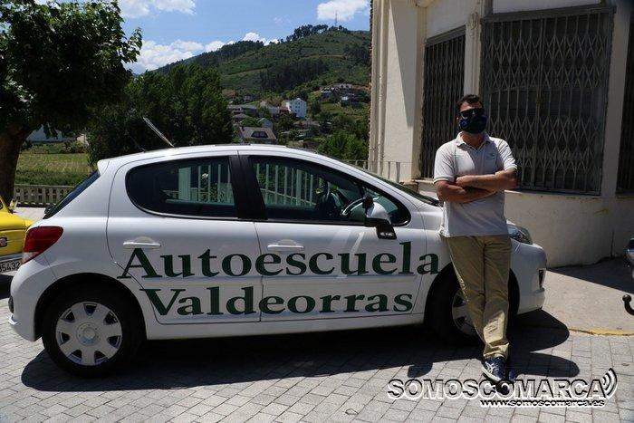 presentacion  Autoescuela Valdeorras