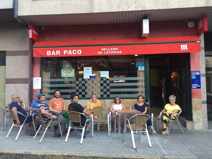 presentacion  Bar Paco