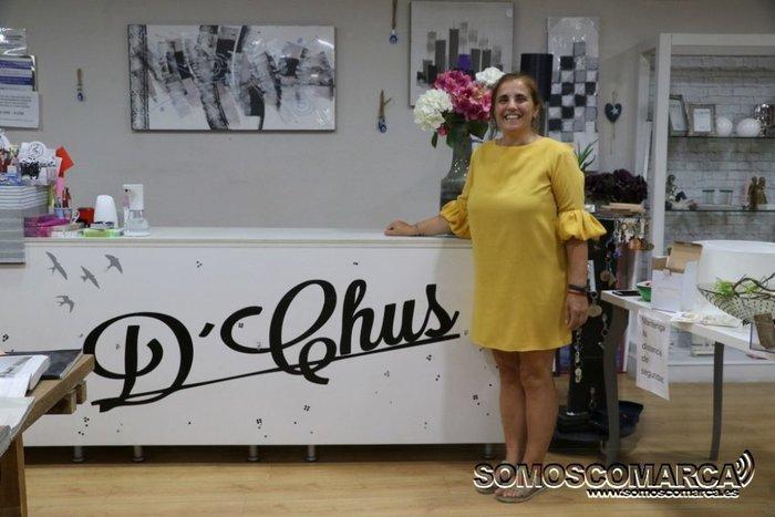 presentacion  DChus Regalos