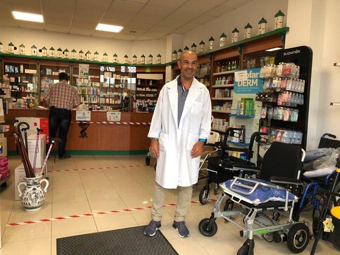 presentacion  Farmacia Ortopedia Petín