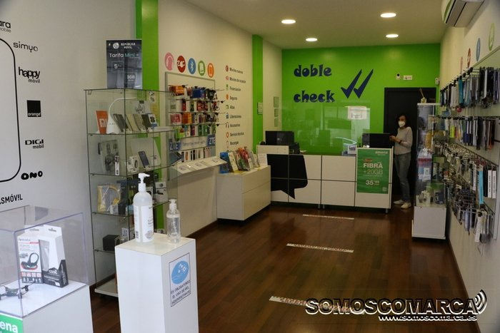 presentacion  Doble Check O Barco