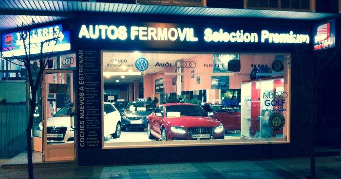 presentacion  Autos Fermovil