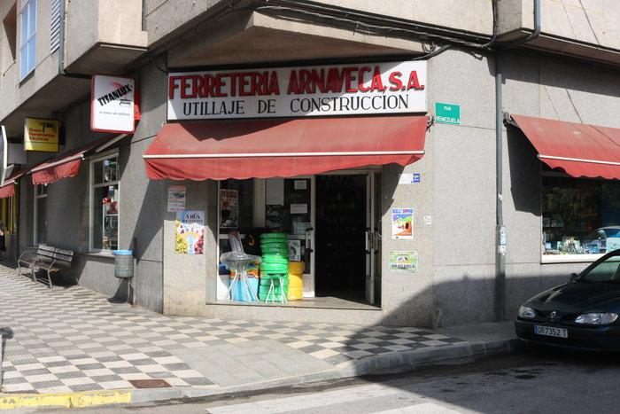 presentacion  Ferretería Arnaveca