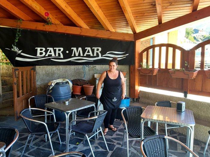 presentacion  Bar Mar