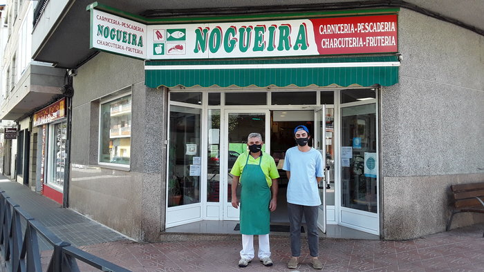 presentacion  Carnicería Nogueira