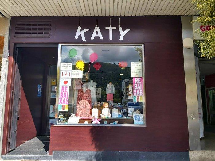 presentacion  Mercería Katy