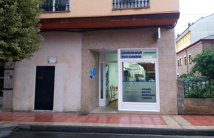 presentacion  Tintorería Lavandería Servimat