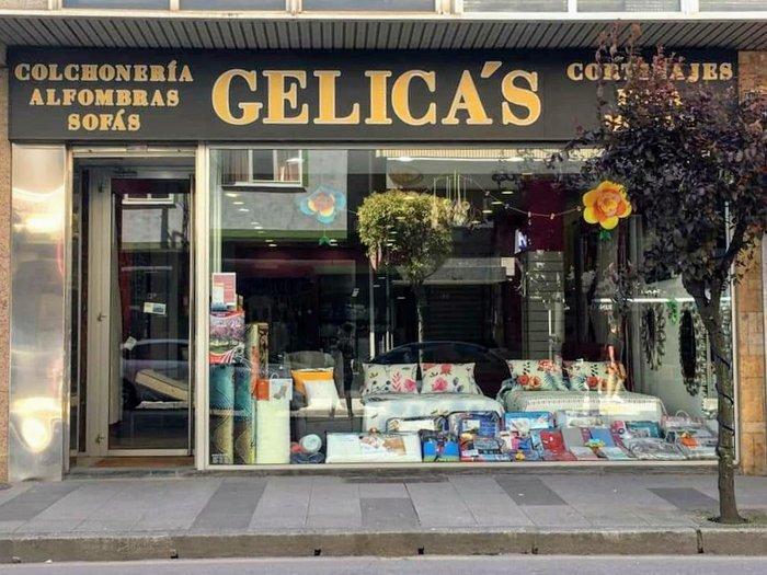 presentacion  Gelica's
