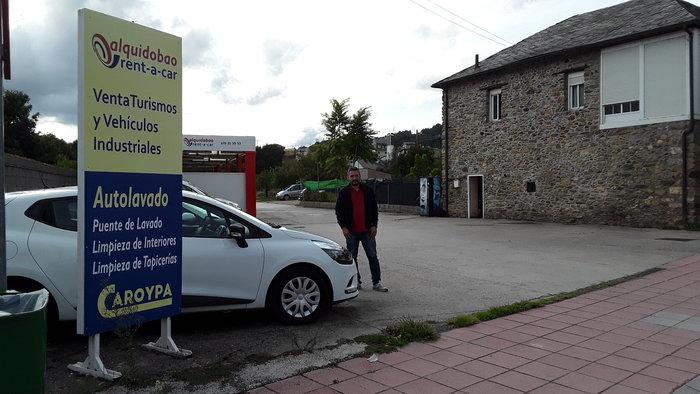 presentacion  Alquidobao Rent a Car
