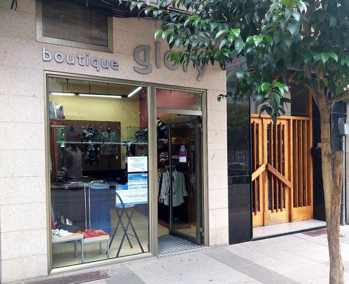 presentacion  Boutique Glory