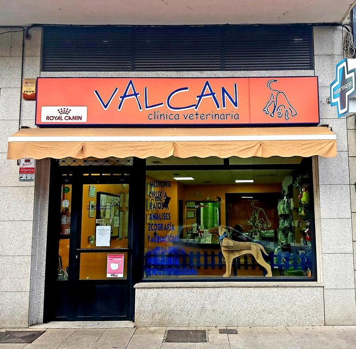 presentacion  Clínica Veterinaria Valcan