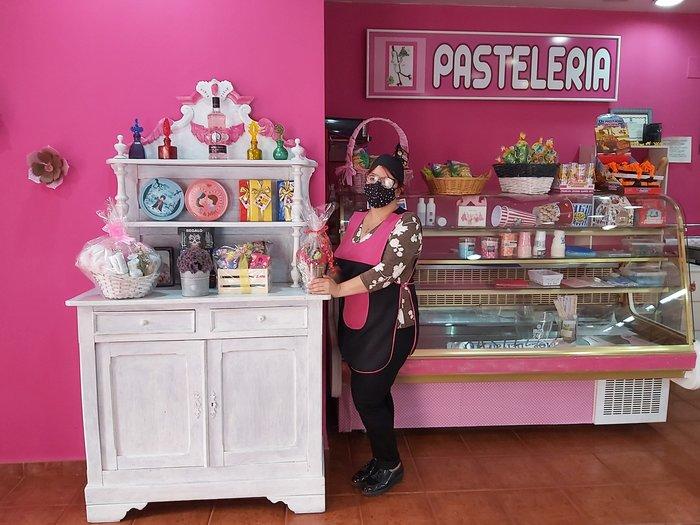 presentacion  Pastelería Rodillo Veloz