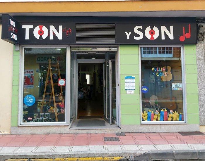 presentacion  Ton y Son
