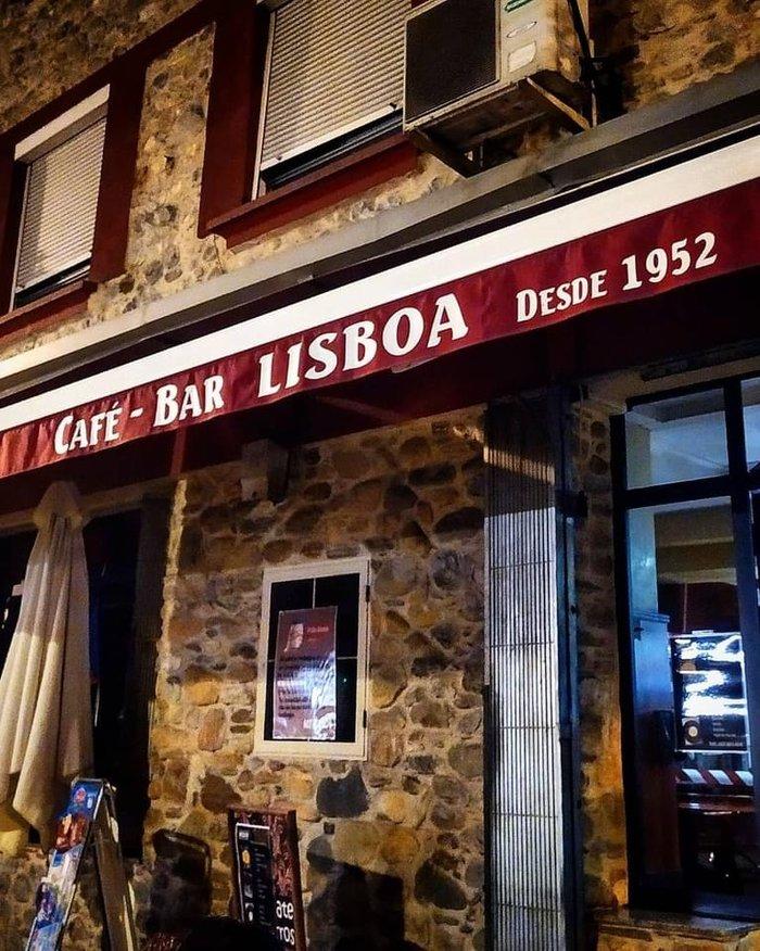 presentacion  Café-Bar Lisboa