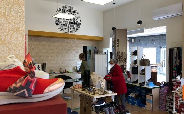 presentacion  Okre moda, zapatería y complementos
