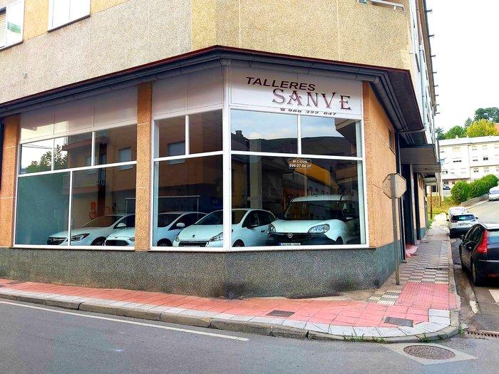 presentacion  Taller Mecánico Sanve