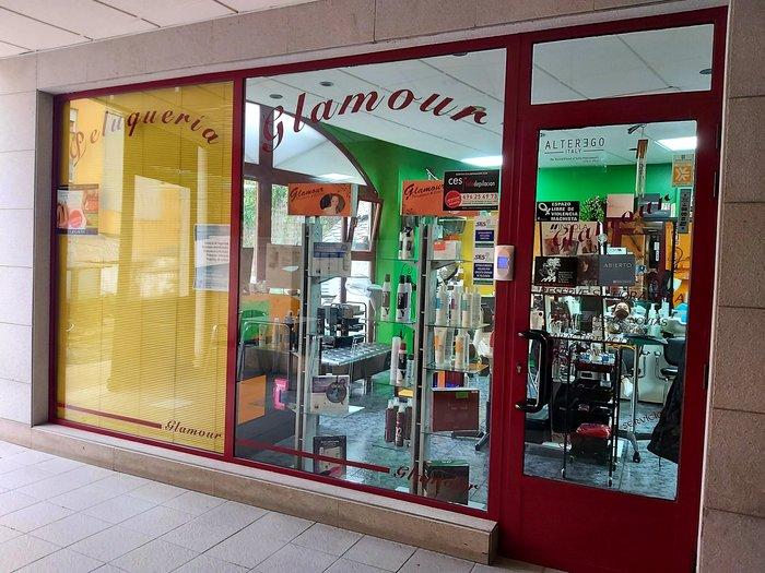 presentacion  Peluquería Glamour