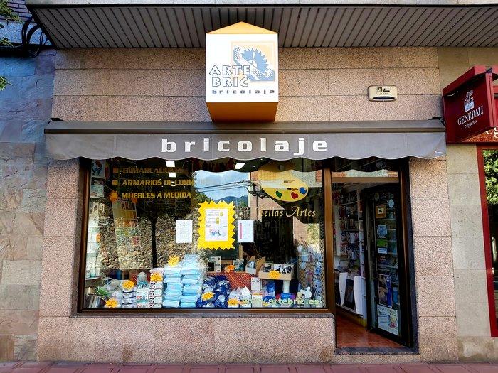 presentacion  Bricolaje Arte-Bric