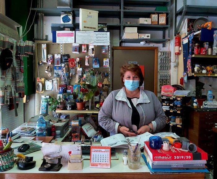 presentacion  Muebles y electrodomésticos J. Puente