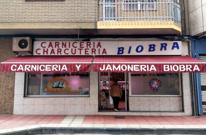 presentacion  Carnicería Biobra