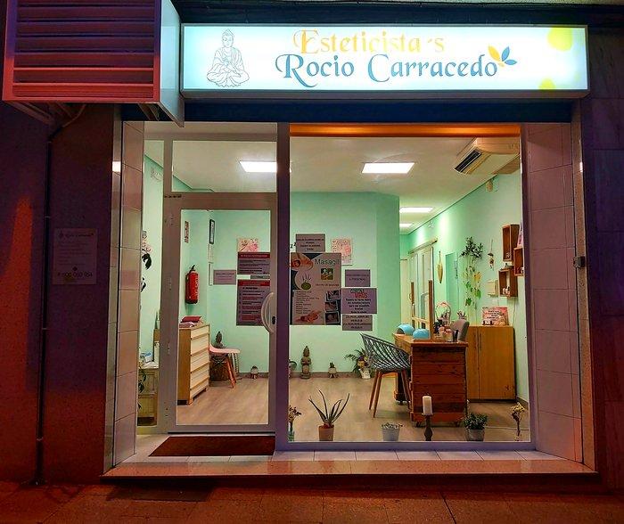 presentacion  Esteticista's Rocio Carracedo