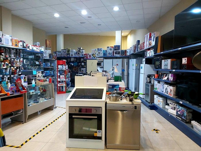 presentacion  Electrodomésticos Arias