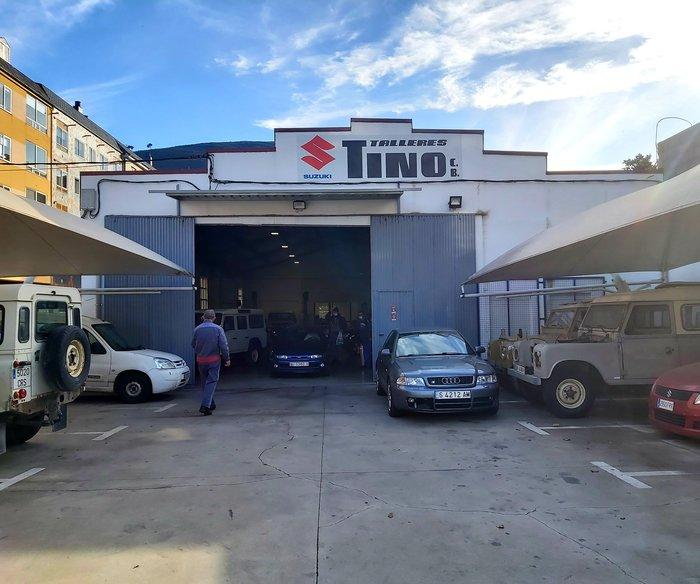 presentacion  Talleres Tino - Suzuki