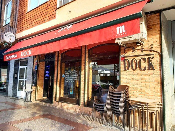presentacion  Cafetería Dock