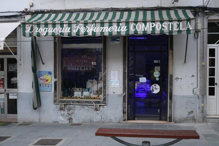 presentacion  Perfumería Compostela