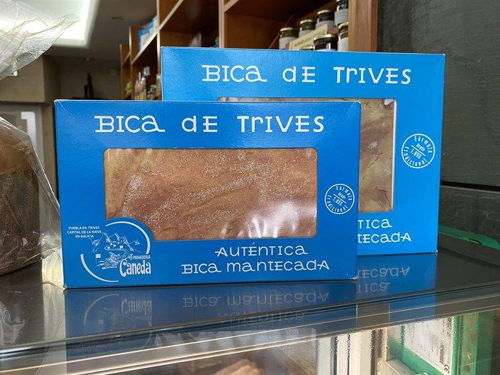 presentacion  Panadería Caneda