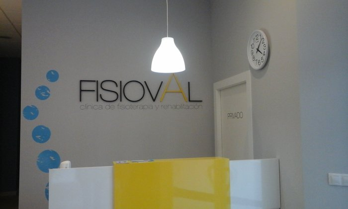 presentacion  Fisioval