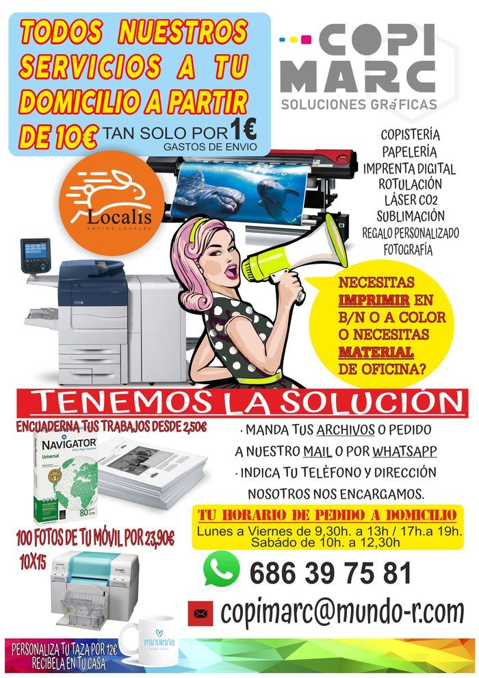 presentacion  Copimarc
