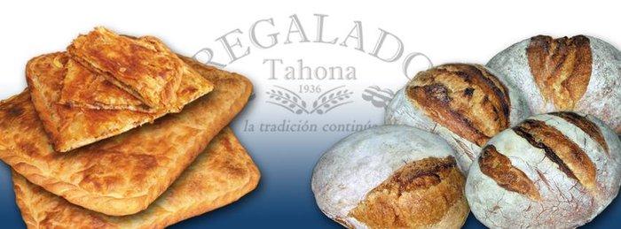 presentacion  Regalado Tahona