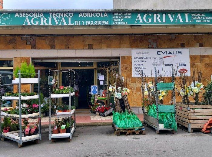 presentacion  Agrival  Fitosanitarios y Servicios, S. L.