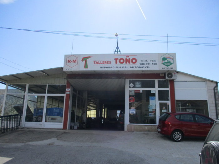 presentacion  Talleres Toño