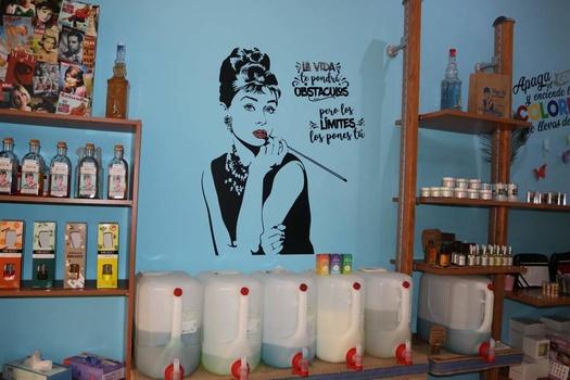 Detergentes a granel