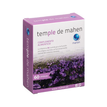 TEMPLE DE MAHEN 60 CÁPSULAS