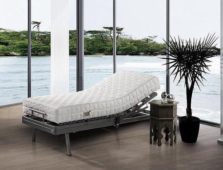 Conjunto cama articulada + colchón