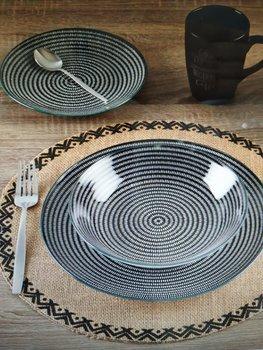 Vajilla porcelana 18 piezas