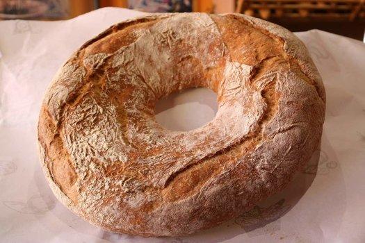 Rosca de trigo
