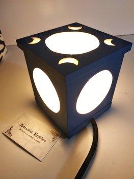 Lámpada Cubo