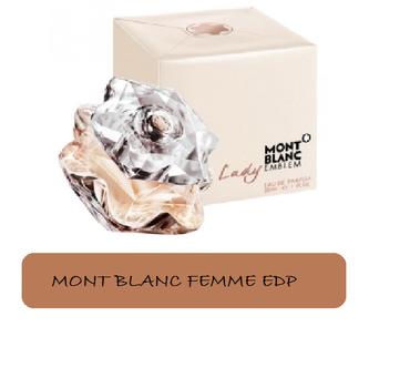 MONT BLANC FEMME EDP