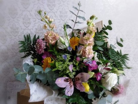 Arreglo floral Garden Style