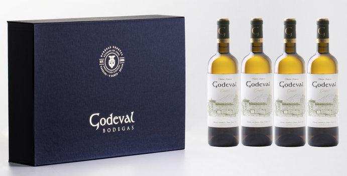 Lote V41  botellas de Godeval