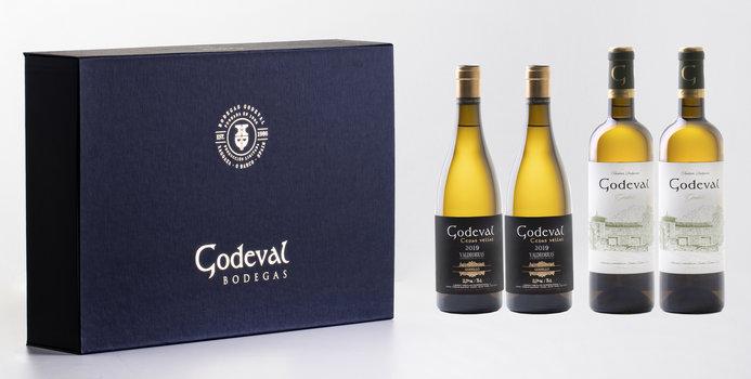 Lote V43 Combinado Godeval y Godeval Cepas Vellas