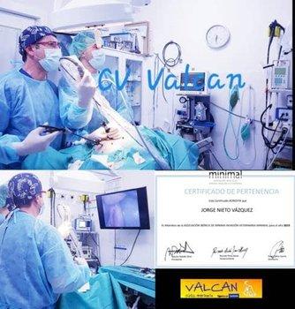 Cirugía laparoscopica
